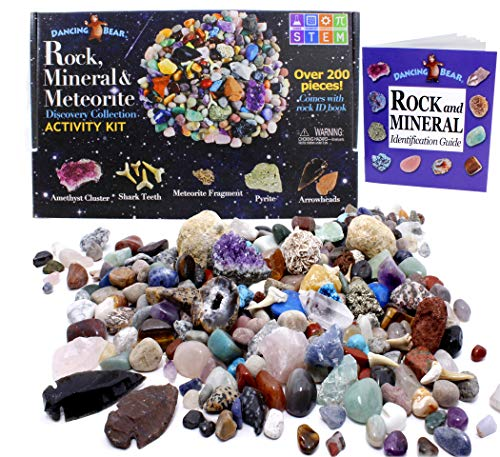 Creative rock crystals gift
