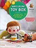 Amigurumi Toy Box: 16 Super Cute Amigurumi Toys to Crochet