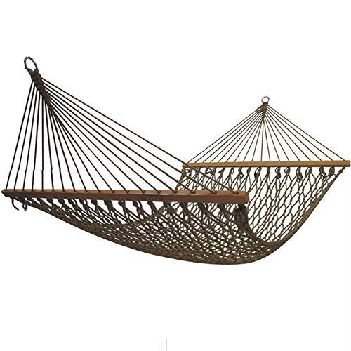 Hängematten Outdoor Gartennetzbett Ulmen Outdoor-Camping Haushalts Balkonschaukel Studentenstuhl Multifunktionsfreizeitstuhl Lagergewicht 250kg