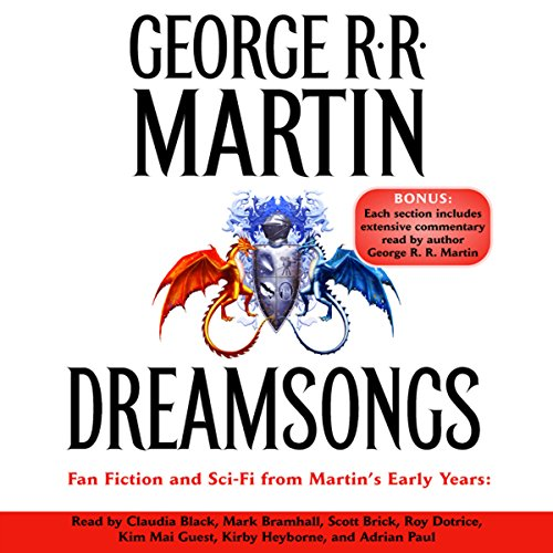 Dreamsongs (Unabridged Selections) cover art