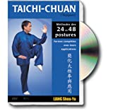 Taïchi-chuan simplifié : Méthodes des 24 et 48 postures avec applications...