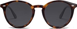 Classic Retro Round Polarized Sunglasses for Women Men SJ2069 ALL ME