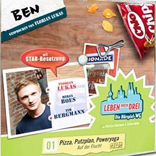 Ben - Pizza, Putzplan, Poweryoga (Leben Hoch Drei 1) Titelbild