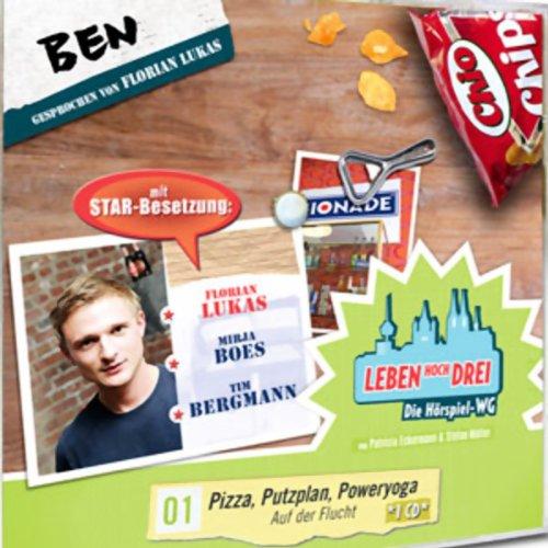 Ben - Pizza, Putzplan, Poweryoga Titelbild