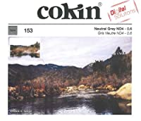 COKIN A153 グレー ND-4 フィルター