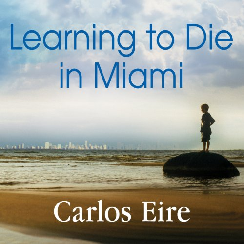 Learning to Die in Miami audiobook cover art