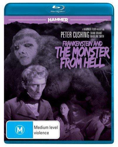 Hammer Horror-Frankenstein & The Monster From Hell [Blu-ray]