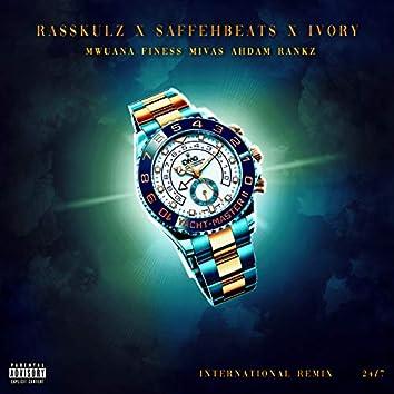 24/7 (International Remix)