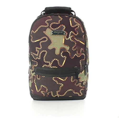 SPRAYGROUND SPRAYGROUND Sprayground Camo Chains Backpack Streetwear Zaino