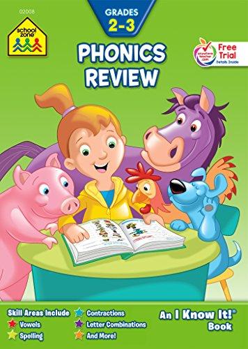 Phonics Review-Workbook (I Know It! Books)