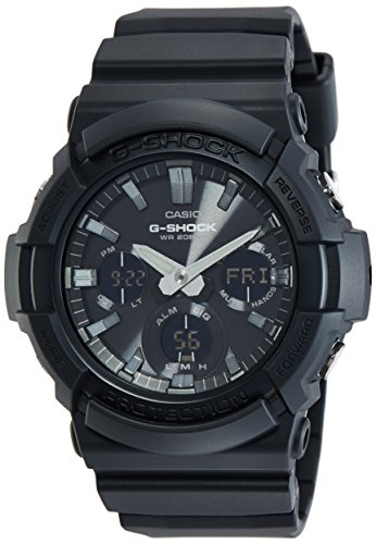 Casio Casio G-SHOCK TOUGH SOLAR Reloj (Modelo de Asia) GAS-100B-1A