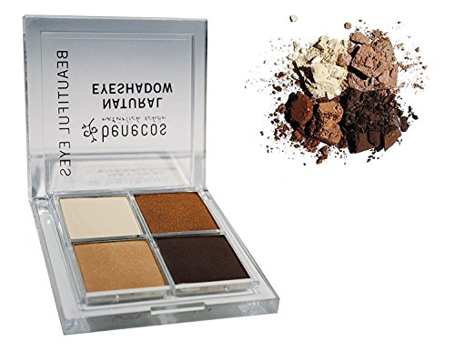 Benecos Oogschaduw Coffee & Cream