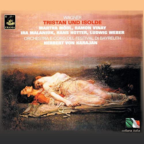 Herbert von Karajan, Martha Mödl & Ramon Vinay