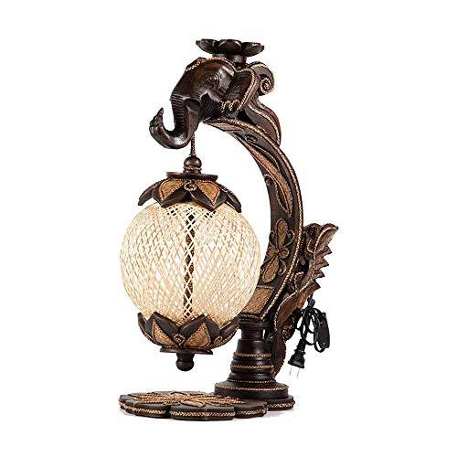 Lámpara de Mesa Retro de la lámpara de la lámpara de la lámpara de la lámpara de la lámpara de la lámpara de la Mesa de la Cama de la Cama de la Cama de la Cama Creativa WKY
