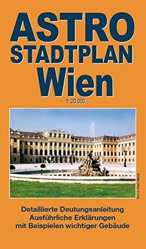 Wien: Astrologischer Stadtplan