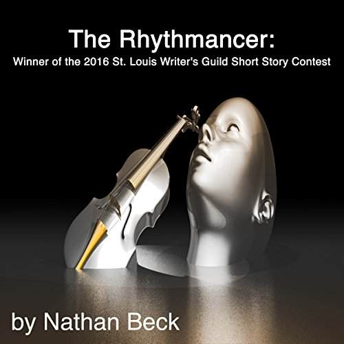 The Rhythmancer audiobook cover art
