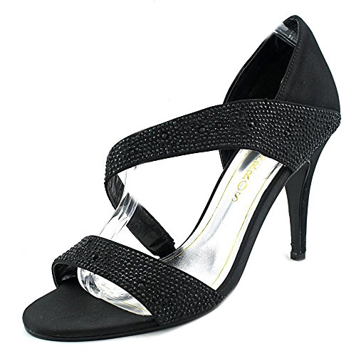 Caparros Visage Women US 9 Black Sandals