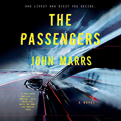 The Passengers audiobook cover art