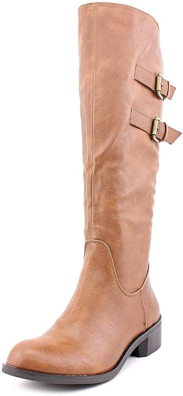 Style & Co Masen Women US 8.5 Tan Knee High Boot
