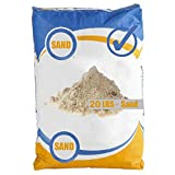 Play Sand - bag of sand, fine sand, 20 LBS