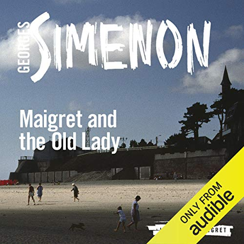 Couverture de Maigret and the Old Lady