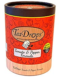 Earthworm Technologies Teadrops Premium Tomato+Pepper Organic Vegetable Fertilizer