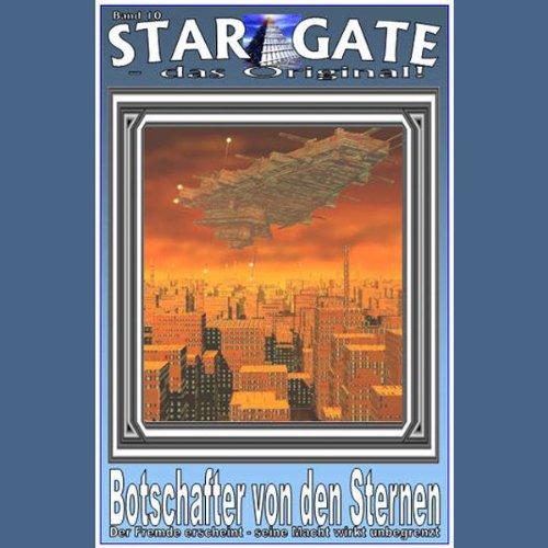 Botschafter von den Sternen Titelbild