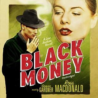 Black Money audiobook cover art