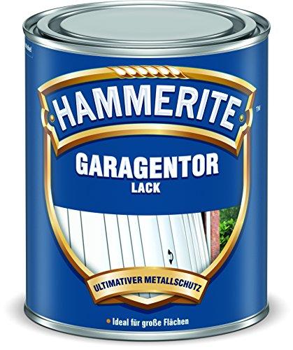 Hammerite HGAW75 Garagentorlack, weiss, 750 ml