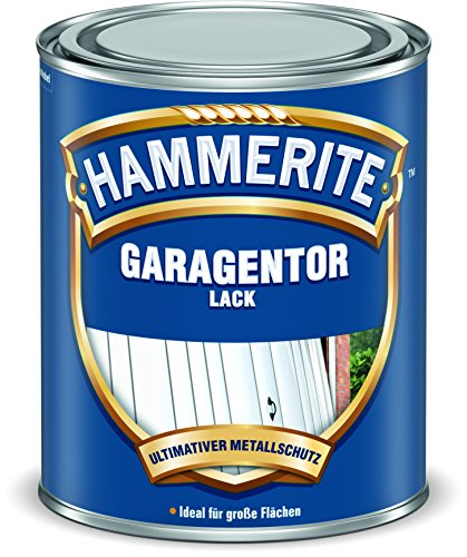 Hammerite HGAB75 Garagentorlack, braun, 750 ml