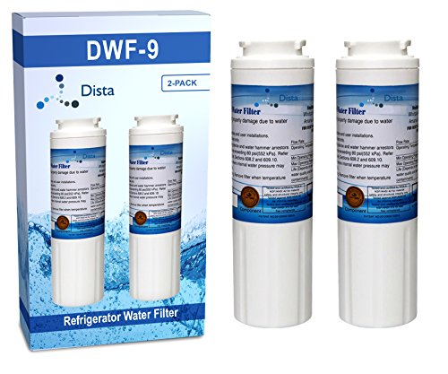Dista Filter - Water Filter Compatible with Maytag UKF8001
