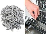 Sichler Haushaltsgeräte Geschirrkorb-Schutzkappe: 200er-Pack Universal-Schutzkappen für...