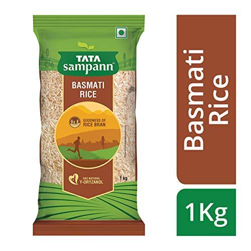 Tata Sampann Basmati Rice, 1kg