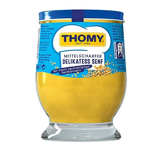 THOMY Delikatess-Senf, mittelscharf, 250ml