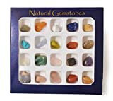Gemstone Selection Box by Fossil Gift Shop -
