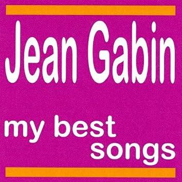My Best Songs - Jean Gabin