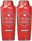 Old Spice Classic Body Wash - 18 oz - 2 pk
