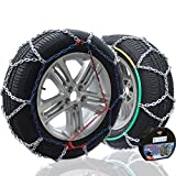 Big Ant Snow Chain Anti-Skid Tire Snow Chains,Emergency...