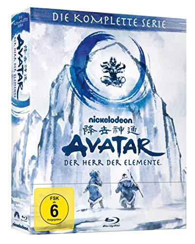 AVATAR - DER HERR DER ELEMENTE (Die Komplette Serie) [Blu-ray] (exklusiv bei Amazon.de)