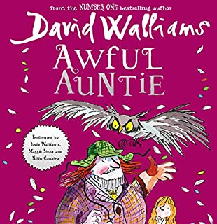 Awful Auntie                   By:                                                                                                                                 David Walliams                               Narrated by:                                                                                                                                 David Walliams,                                                                                        Maggie Steed,                                                                                        Nitin Ganatra                      Length: 5 hrs and 8 mins     696 ratings     Overall 4.6
