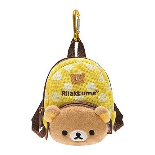 San-X Rilakkuma Plush Backpack Stuffed Pouch CT81101 (Japan Import) 58eca8f00d2da