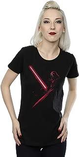 Star Wars Women's Darth Vader Shadow T-Shirt