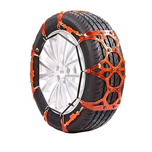 Auto-Schneeketten, Reifenketten für...