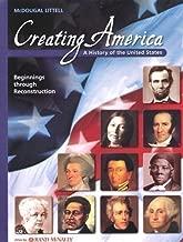 Creating America: Student Edition Beginnings through Reconstruction 2007