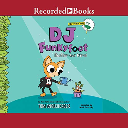 DJ Funkyfoot: Butler for Hire! cover art