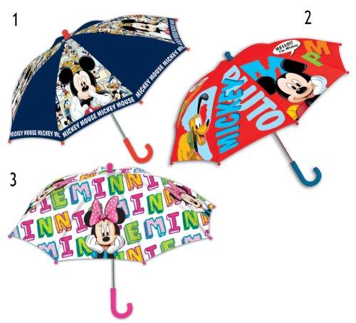 1 stuks Disney paraplu Mickey Mouse Minnie Mouse kinderen paraplu (selectie per e-mail meedelen)