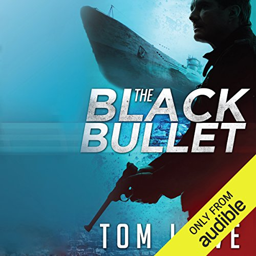 The Black Bullet audiobook cover art