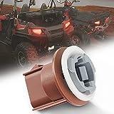 RZR Tail Light Lamp Socket, kemimoto UTV Taillight...