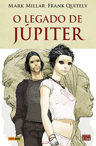 O legado de Júpiter - vol. 1