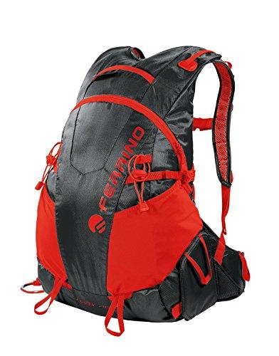 Ferrino Lynx 25, Zaino da sci-alpinismo, escursionismo, Nero, 25 L